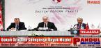 Bakan Özlü'den Sanayiciye Büyük Müjde! İşte Üretim Reform Paketi