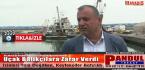"""Başkan Karakaş """"Uçak Balıkçılara Zarar Verdi"""""""