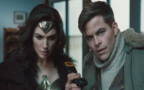 Wonder Woman filmi fragmanı – Sinemalarda bu hafta