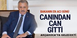 Yarın Akçakoca'ya Gelecek Olan BAKAN ARSLAN KARDEŞİNİ KAYBETTİ