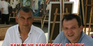 SANATA VE RESME İLGİLERİ DİKKAT ÇEKTİ