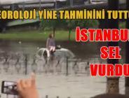 Son dakika: İstanbul'da yağmur aniden bastırdı! Kimse bu kadarını beklemiyordu