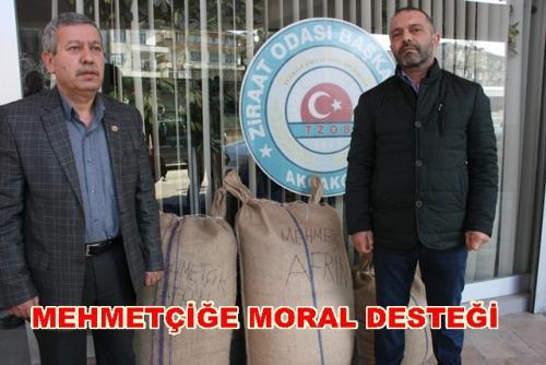 'Zeytin Dalı' Harekatında Mücadele Eden MEHMETÇİĞE AKÇAKOCA'DAN FINDIK