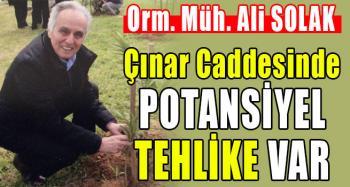 POTANSİYEL TEHLİKE VAR