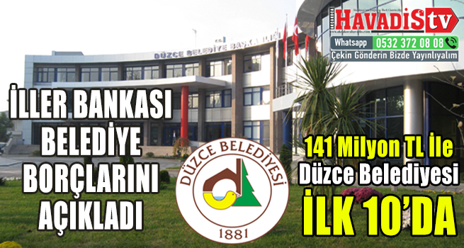 DÜZCE İLK ONA GİRDİ!!!