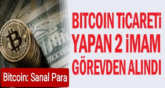 Bitcoinci 2 imam görevden alındı