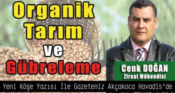 Organik Tarım ve Gübreleme