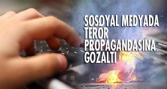 Sosyal Medyadan Terör Propagandası İddiası!