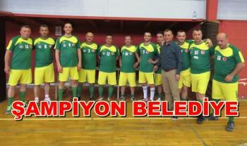 Kaymakamlık Voleybol Turnuvaları Sona Erdi BELEDİYESPOR VE PASAJ GENÇLİK ŞAMPİYON