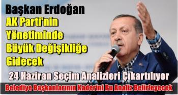 Başkan Erdoğan, AK Parti'nin Yönetiminde Büyük Değişikliğe Gidecek