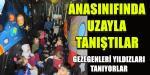 ANASINIFINDA UZAYLA TANIŞTILAR