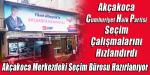 Akçakoca CHP Seçim Çalışmalarını Hızlandırdı