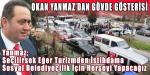 Okan Yanmaz'dan Konvoylu Gövde Gösterisi