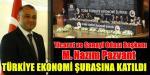 Başkan Pazvant 'Türkiye Ekonomi Şurası'na katıldı