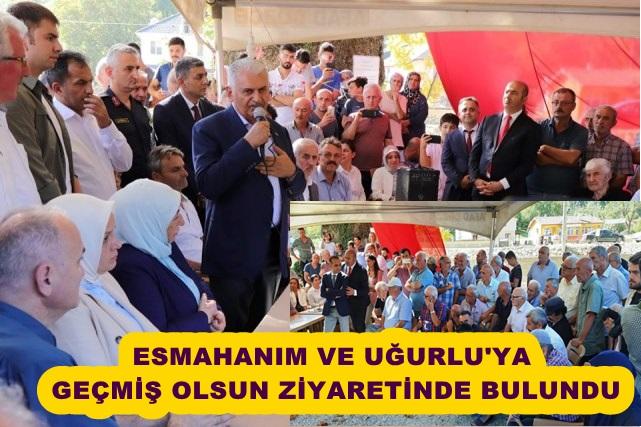 """BİNALİ YILDIRIM """"SORUNLAR KISA SÜREDE ÇÖZÜLECEK"""""""
