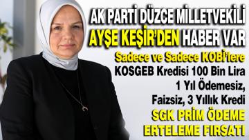 SELZEDELERE SGK PİRİM ERTELEME VE KOSGEB KREDİSİ