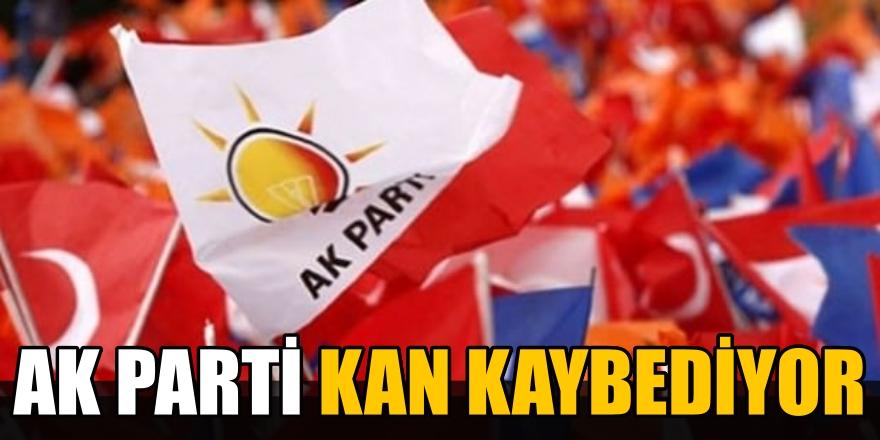 AK Parti'nin üye sayısında 1 yılda büyük azalma var