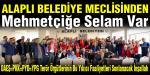 Alaplı'dan Mehmetçik'e selam var!