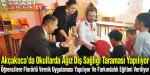 Akçakoca'da Okullarda Koruyucu Ağız ve Diş Sağlığı Programı Gerçekleştiriliyor