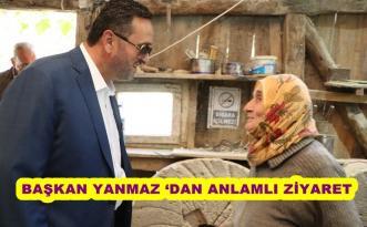 """YANMAZ """"TARİHİ DEĞERLERE SAHİP ÇIKMALIYIZ"""""""