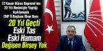 """İL BAŞKANI DURU """"GEREKLİ DERSİ ALMADIK"""""""