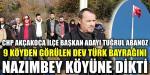 CHP İlçe Başkan Adayı Abanoz Sözünü Tuttu