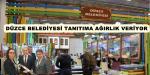 DÜZCE, ULUSLARARASI TRAVEL TURKEY İZMİR FUARINDA