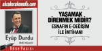 YAŞAMAK DİRENMEK MİDİR? / ESNAFIN E-DEĞİŞİM İLE İMTİHANI