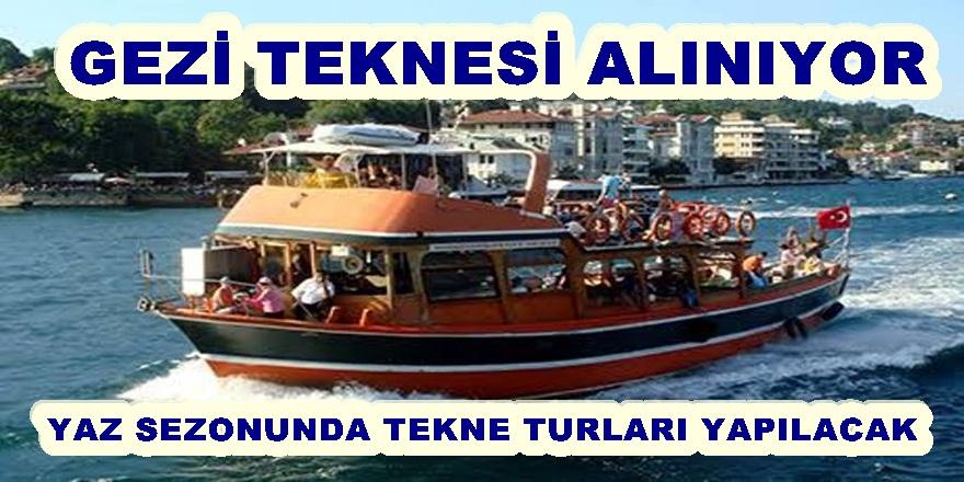 BAŞKAN YANMAZ'DAN ALTERNATİF TURİZME DESTEK