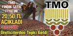 TMO'nun Açıkladığı Fındık Satış Fiyatları Büyük Tepki Topladı