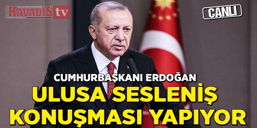 Cumhurbaşkanı Erdoğan: Her türlü senaryoya karşı hazırlığımız var