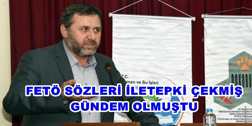 SON DAKİKA!!! TTK BAŞKANI YARAMIŞ İSTİFA ETTİ