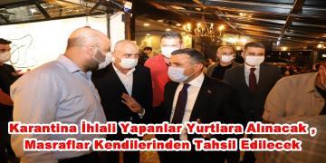 VAKALARIN HIZLA ARTTIĞI DÜZCE'DE VALİ ATAY'DAN FLAŞ KARAR….