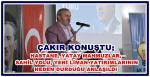 "DÜZCE MİLLETVEKİL FAHRİ ÇAKIR ""AKÇAKOCA FIRSATI KAÇIRDI"""