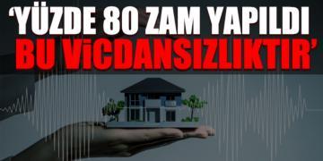 YÜZDE 80 ZAM MECLİS GÜNDEMİNDE