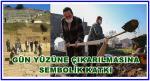 BAŞKAN YANMAZ , EŞİ VE MECLİS ÜYELERİYLE ANTİK KENETTE