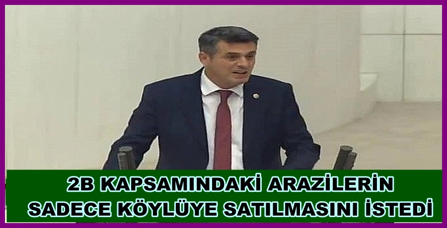 Milletvekili YILMAZ, 2/B MAĞDURLARININ SESİ OLDU.