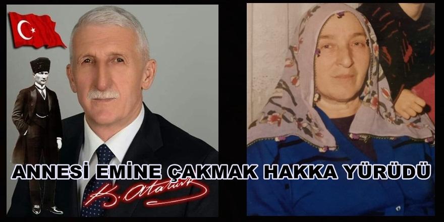 TURGAY ÇAKMAK'IN ANNE ACISI